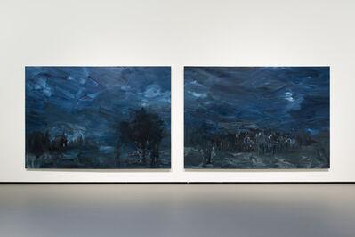Yan Pei-Ming, 'Temps Modernes'
