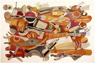 Vera Ferro, 'Ferramentas 5   |   Tools 5', 2005