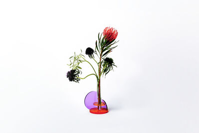 Hattern, 'Merge Contemporary Vase', 2019