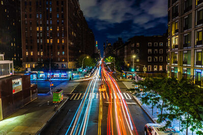 Sam Koren, 'City Lights', 2019