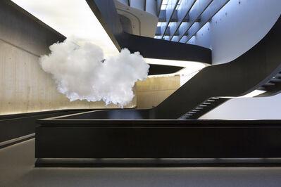 Berndnaut Smilde, 'Nimbus MAXXI - Museo Nazionale delle Arti del XXI secolo, Roma', 2018