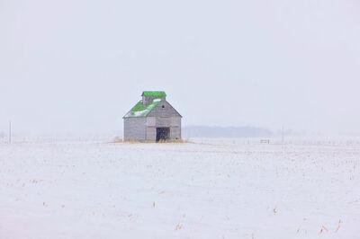 H. Hugh Miller, 'Serenity in Snow 01', 2014