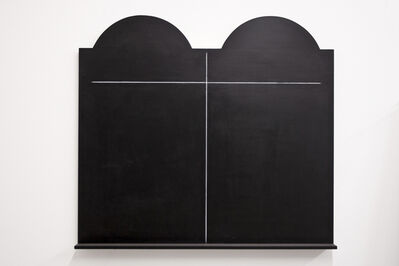 Alona Rodeh, 'The Black Tablets of Commandments', 2014