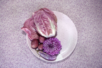 Lucia Fainzilber, 'Pink - The Cookbook Series', 2019
