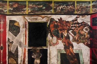 Guido Biasi, 'Incidente barocco', 1964