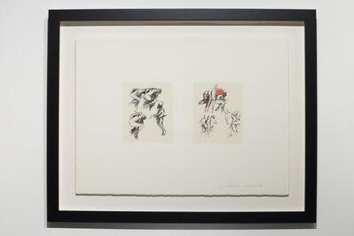 Betty Goodwin, 'Carnet de Note', 1987