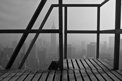 Robin Cerutti, 'security exit, nyc', 2012