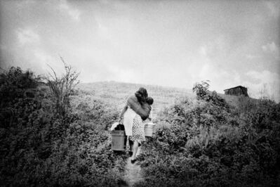 Matt Black, 'A mother returns home. San Miguel Cuevas, Mexico.', 2000
