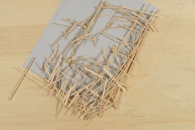 Tadashi Kawamata, 'Starting Over, Under Construction Maquette 1', 2017