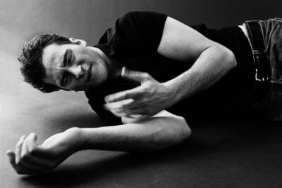 Stephanie Pfriender Stylander, 'Joaquin Phoenix (A Stage)', 2000