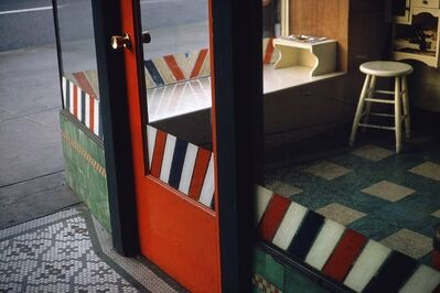 Fred Herzog, 'Empty Barbershop', 1966