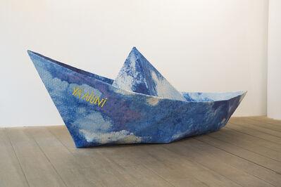 Hilal Sami Hilal, 'Barquinho (Small Boat)', 2015