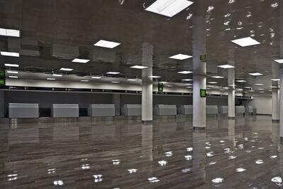 Oswaldo Ruiz, 'Mostrador de Aeropuerto / Airport Desk', 2015