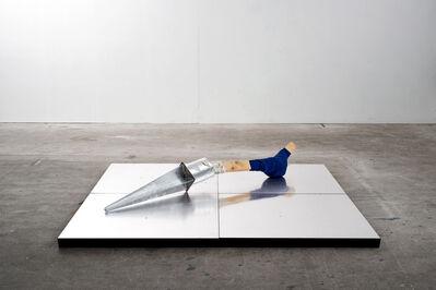 Reto Boller, 'PR-15.1 (Machine Head)', 2015