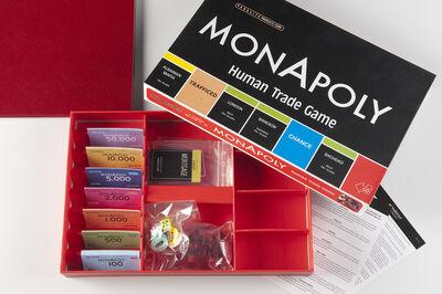 Tadej Pogačar, 'MonApoly: A Human Trade Game', 2004