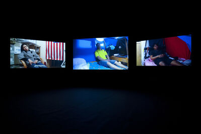 Chia-En Jao, 'REM Sleep', 2011