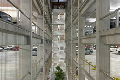 Oswaldo Ruiz, 'Estacionamiento / Parking Space', 2014