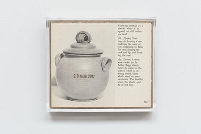 Gabriel Sierra, 'The fabrication of the future - Haru Setsuko', 1975 / 2019