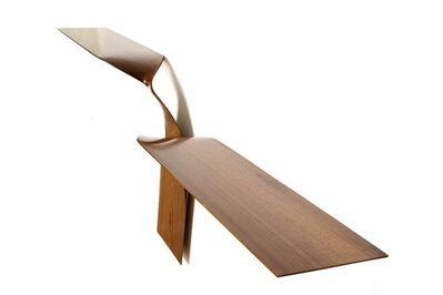 Carol Egan, 'Sculptural Hand Carved Shelf', 2012