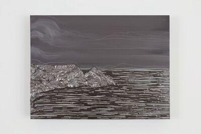 Teresita Fernández, 'Nocturnal (Olana 6)', 2017