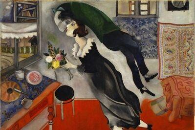 Marc Chagall, 'Birthday', 1995