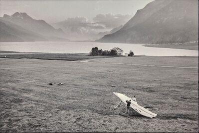 Leonard Freed, 'Silvaplauna près de saint Moritz'