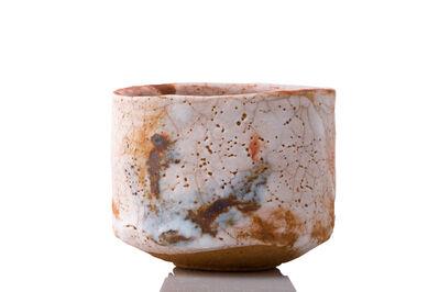 Shiro Tsujimura, 'Shino tea bowl', 2011