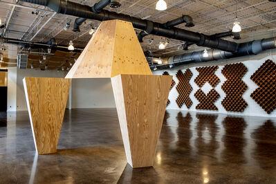 James Carl, 'Turnpike Pavilion', 2018