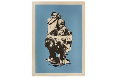 Eelus, 'Chewbarber Blue Edition', 2006