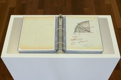 Mel Bochner, 'Singer Notes, 1968'