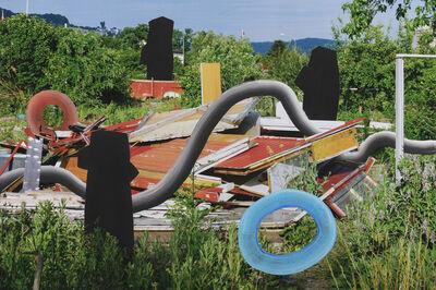 Lutz & Guggisberg, 'Monolith Playground', 2018