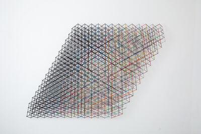 Alois Kronschlaeger, 'Glacier (fade to black) ', 2020
