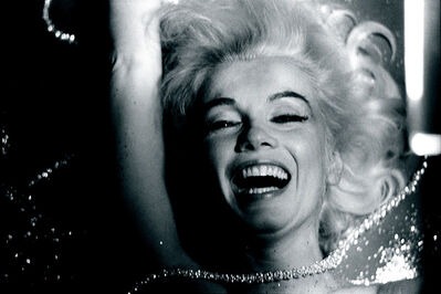 Bert Stern, 'Marilyn Monroe, Hotel Bel-Air, Los Angeles, 1962 (Marilyn Laughing in Pearls)', 1962