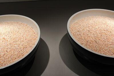 Ai Weiwei, 'Bowls of Pearls', 2006