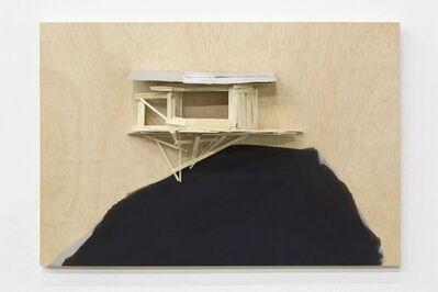 Tadashi Kawamata, 'Tree hut plan 57', 2018