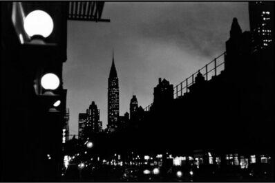 Elliott Erwitt, 'Chrysler Building', 1955