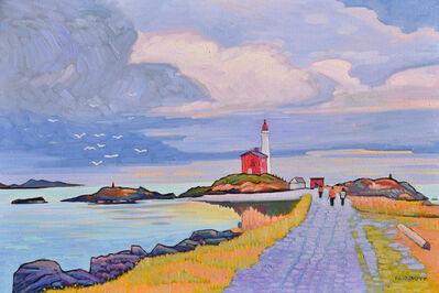Nicholas Bott, 'Fisgard Lighthouse', 2019