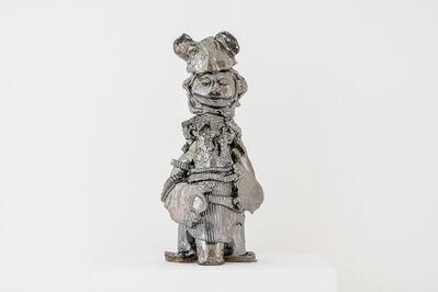 Ramesh Mario Nithiyendran, 'Silver Figure II', 2018