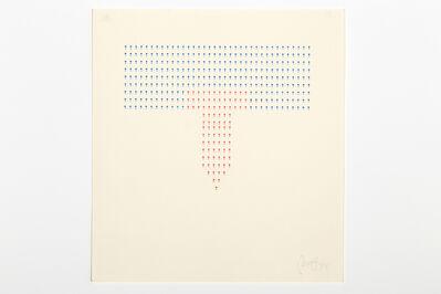 Tomaso Binga, 'Typecode 1', 1978