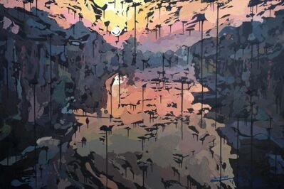 Zhao Dewei, 'Sunset', 2016