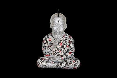 Metis Atash, 'Punk Buddha Love Is The Answer III feat. Haring (large)', 2019