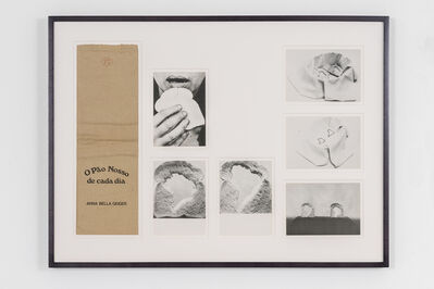 Anna Bella Geiger, 'Our Daily Bread', 1978