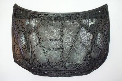 Cal Lane, 'Veiled Hood #2', 2014