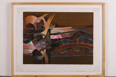 Fernando de Szyszlo, 'Untitled I', 1980