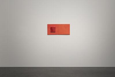 Michel Comte, 'Red Rain V', 2019