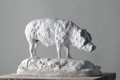 Nicola Hicks, 'Pig', 2009