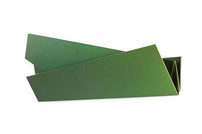 Sébastien de Ganay, 'Flip Flop Folded Flat 15', 2019