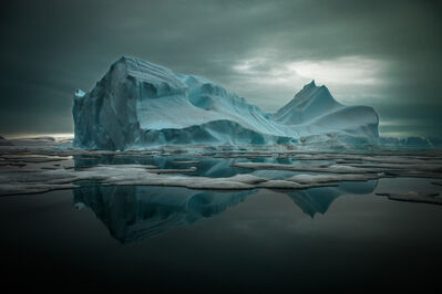 Sebastian Copeland, 'Iceberg XVIII', 2010