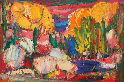 Yin Zhaoyang 尹朝阳, 'Autumn Stream', 2016