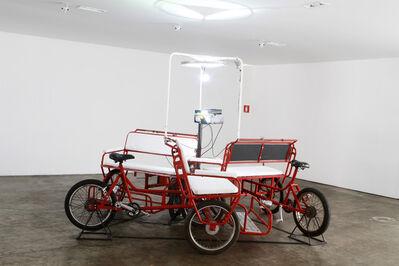 Lourival Cuquinha, 'Trabalho gira em torno', 2009-2012